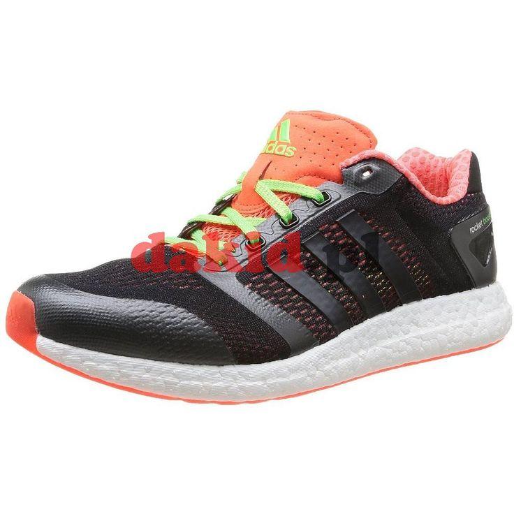 adidas Performance CC ROCKET BOOST M · nr kat.: M25972 · kolor: black1/black1/infred