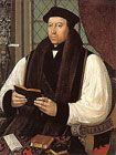 Thomas Cranmer: Archbishop of Canterbury, Hired Myles Coverdale to Publish The Great Bible for King Henry VIII.