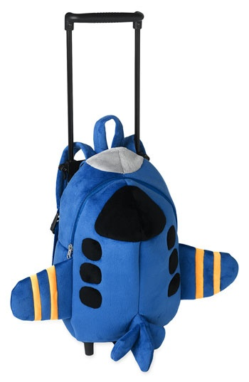Airplane backpack - how cute for my world class traveling child
