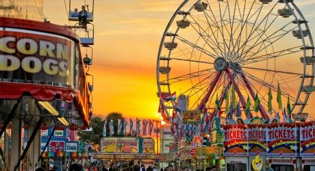 For the best in fried food, mark the South Florida Fair on your calendar for January 18- February 3. In additional to mouthwatering fair food you'll find plenty to do including concerts, rides, expos and more. #southfloridafair, #food, #fried, #rides, #PalmBeach