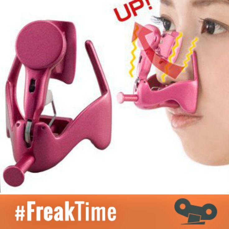 Todos necesitamos un masaje de vez en cuando pero…¿en la nariz? #Freaktime: https://www.facebook.com/contestomatik/posts/612525915544391 #Japon