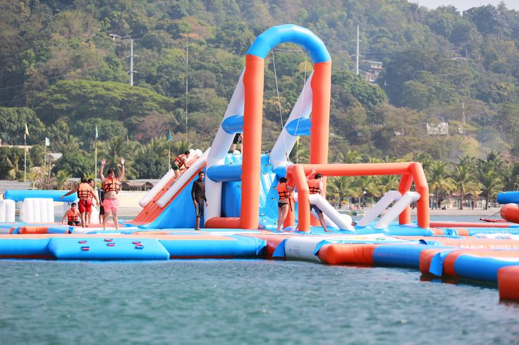 The Adorable, Inflatable Island is Soon to Float in Olongapo ...