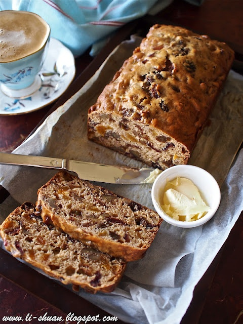 Cake With Fruit Soaked In Tea : The 644 best images about British baking on Pinterest ...