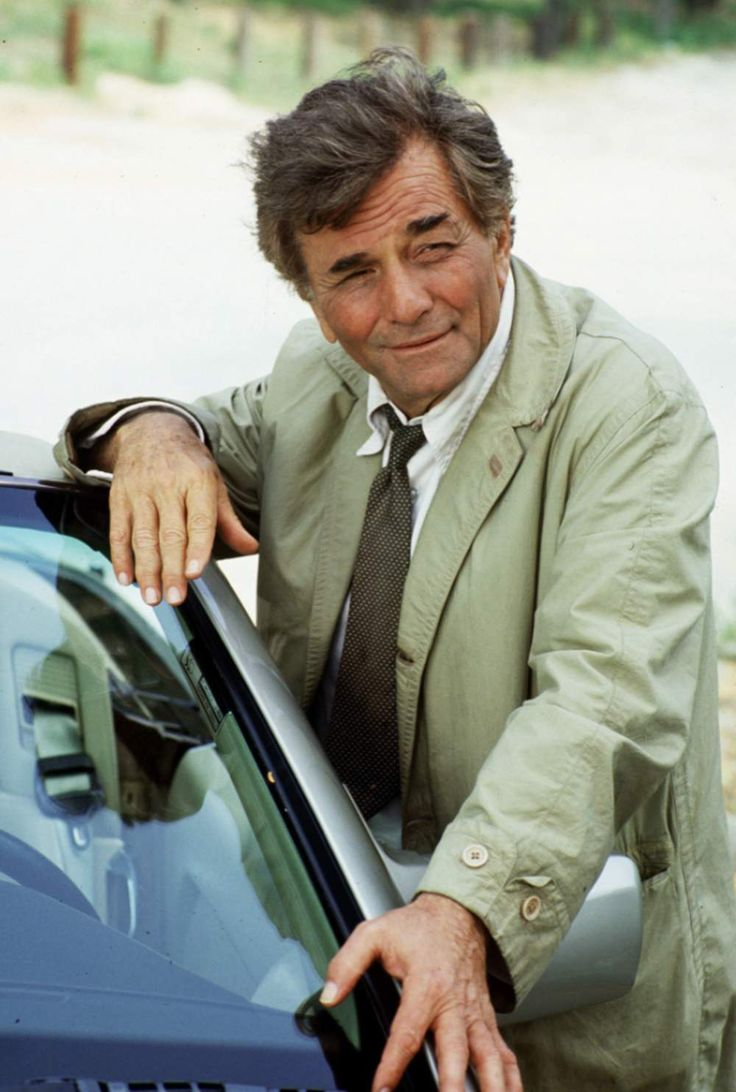 Colombo (1971–2003)Peter Falk ... Columbo