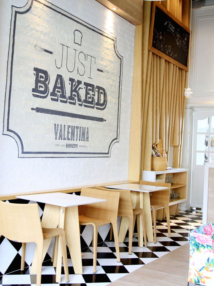 VoyeurDesign - Valentina Bakery por Masif, chic parisino por colombianos
