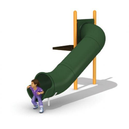 Tube Slide 24/24 90 Degree Right -