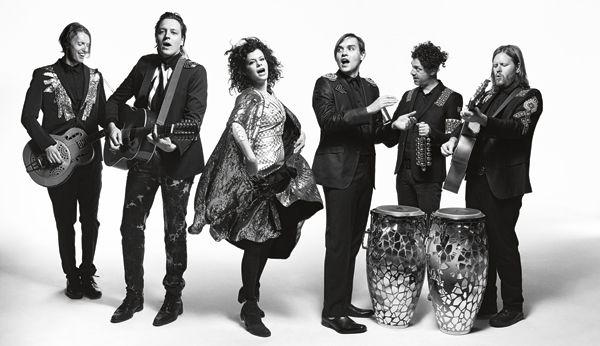 The Unforgettable Fire: Can Arcade Fire Be the World's Biggest Band? | Music News | Rolling Stone