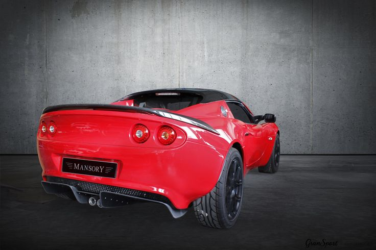 Myśląc tuning wizualny oraz Manory z pewnością nie przyjdzie Wam do głowy Lotus. A już tym bardziej model Elise. Pozory bywają jednak mylące, czego dowodem jest własnie oferta Mansory dla sportowego Lotusa.  Dowiedz się więcej: http://gransport.pl/blog/mansory-lotus-elise/  GranSport - Luxury Tuning & Concierge http://www.gransport.pl/