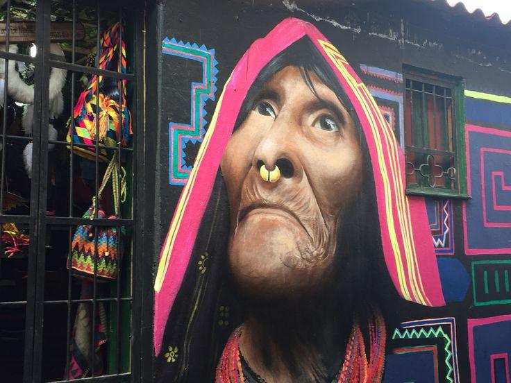 Street art, Bogotá