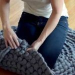 Comment Crocheter un Tapis Circulaire Géant