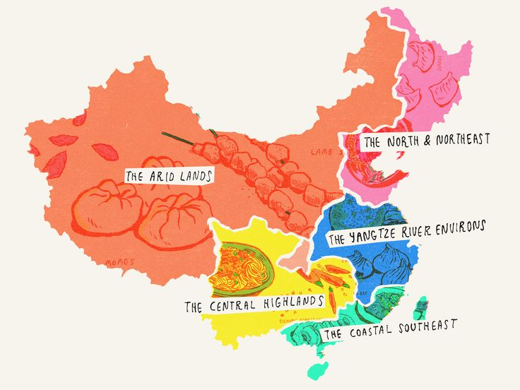 201 best Chinese regional cuisines. General information images on ...