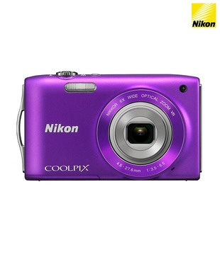 Colour frenzy Nikon Coolpix S3300 16MP Point & Shoot Camera   http://www.snapdeal.com/product/electronic-digital-cameras/NikonCoolp-60995?pos=20;219