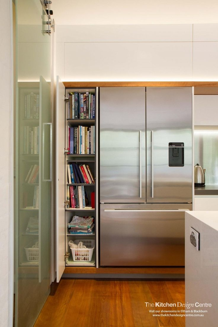 A Modern, On Trend Kitchen With All The Practical Solutions You Could Wish  For. Cookbook StorageWish ...