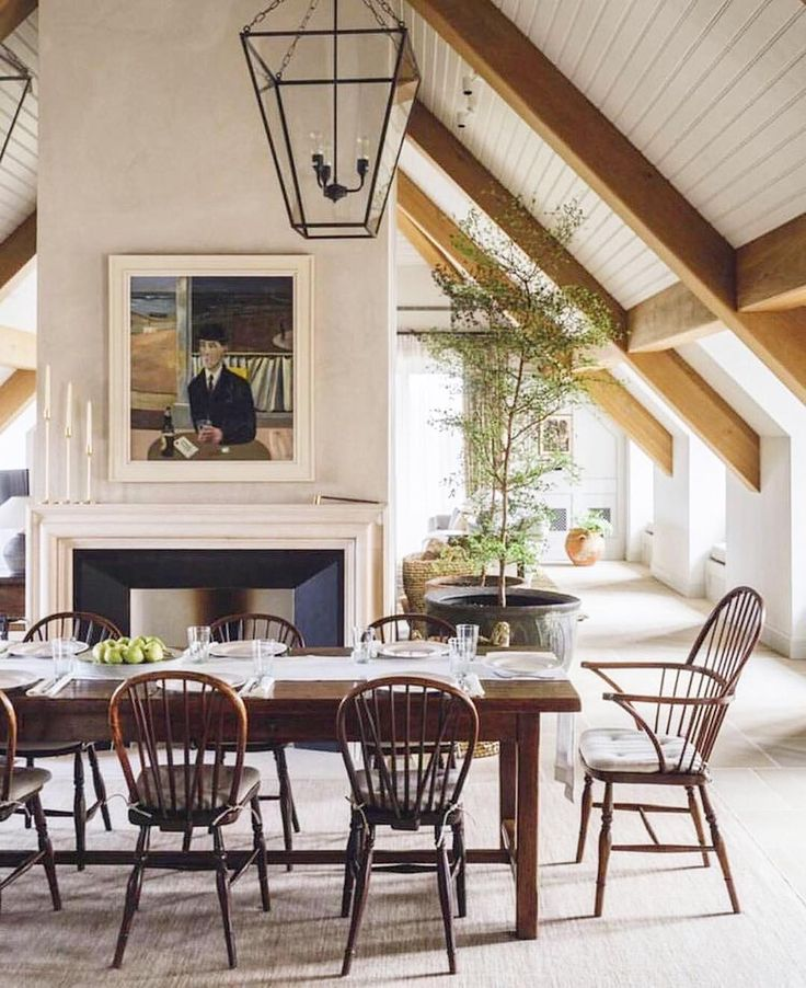 "22 French Country Decorating Ideas For Modern Dining Room: Amelia Smith On Instagram: ""Studying Every Last Detail"