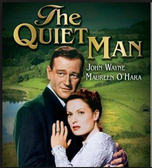 The Quiet Man movie car trip in Ireland http://movietrailireland.wordpress.com/2015/03/02/thequietman/