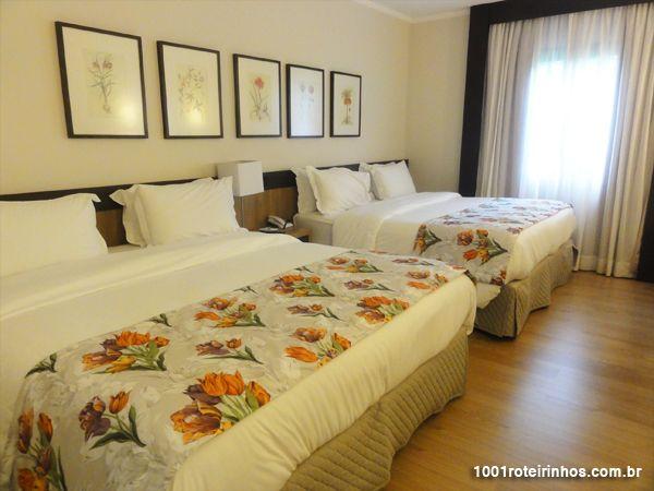 Mabu Thermas Grand Resort – Foz do Iguaçu - apartamento