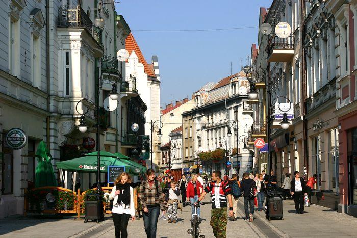 Nowy Sącz : Oficjalna strona miasta. - Jagiellońska ulica