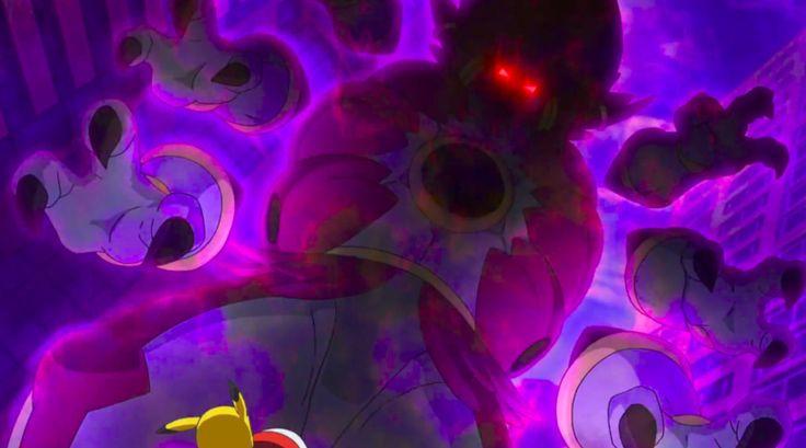 CoroCoro visade en teaser för kommande Pokémon film