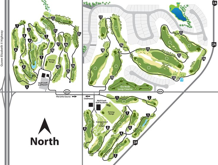 Wolf Creek Golf Resort Latest News   Wolf Creek Golf Course---possible