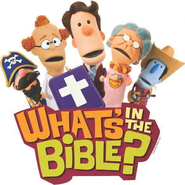 Win Volumes One and Ten from the What's In the Bible DVD series!: Sunday School, Christian, For Kids, Faith, Kids Bible, Homeschool Bible, The Bible