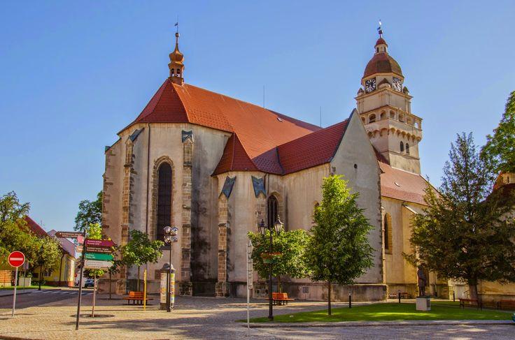 Skalica kostel