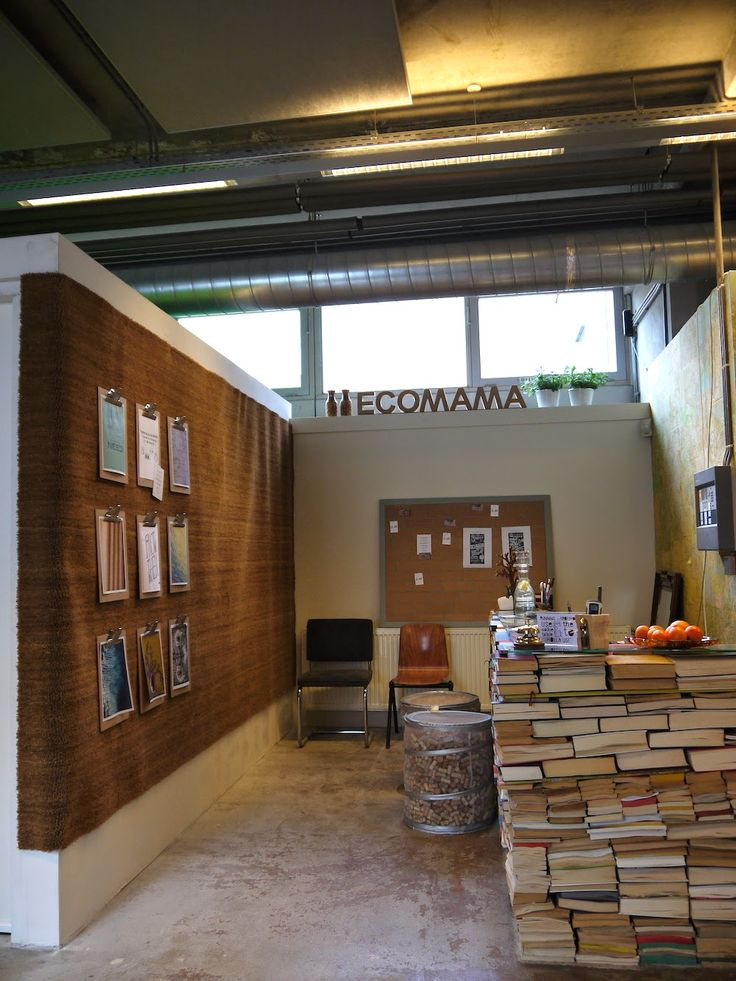 Ecomama |  Green and conscious boutique hostel in Amsterdam