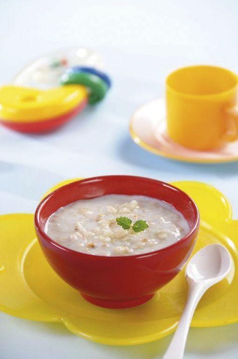 Zupa mleczna z zacierkami