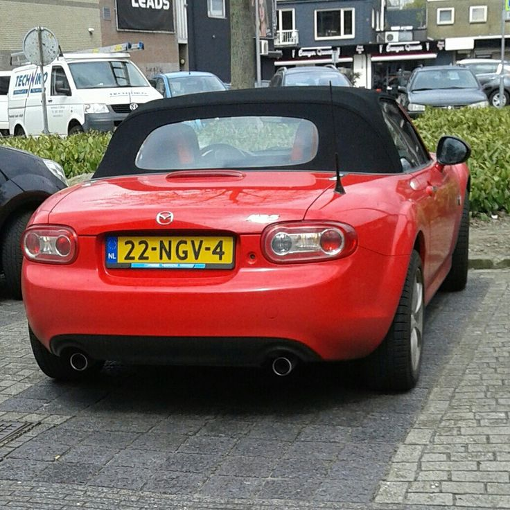 Mazda Mx 5 / 9-9-2010