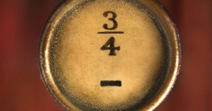 Cómo eliminar el denominador. Las ecuaciones algebraicas se utilizan cuando se trata de encontrar una calidad desconocida y se tienen valores que están matemáticamente relacionados. Mediante el uso de la suma, resta, multiplicación o división puedes manipular los números para resolver la variable. Un problema común del álgebra es cuando la variable se encuentra en una fracción ...