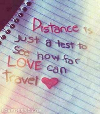 long distance relationship wise words for moms