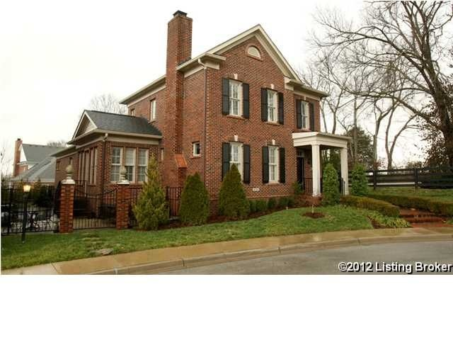 17 best images about dream homes colonial on pinterest for Kentucky dream homes floor plans