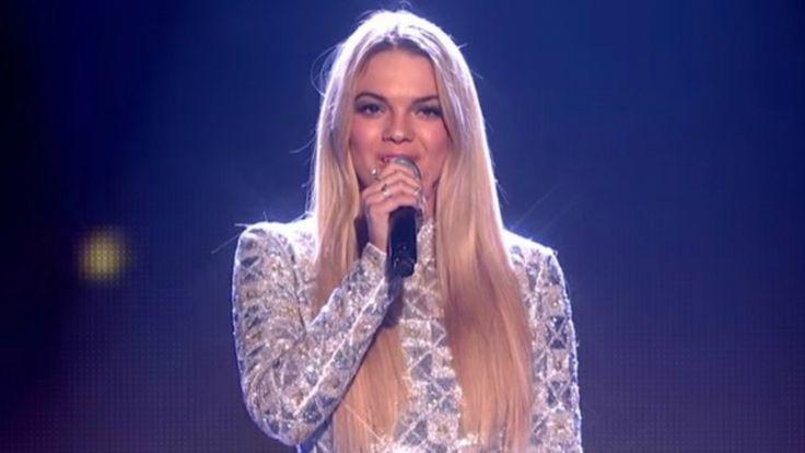 X Factor winner Louisa Johnson sells just 39000 copies of single
