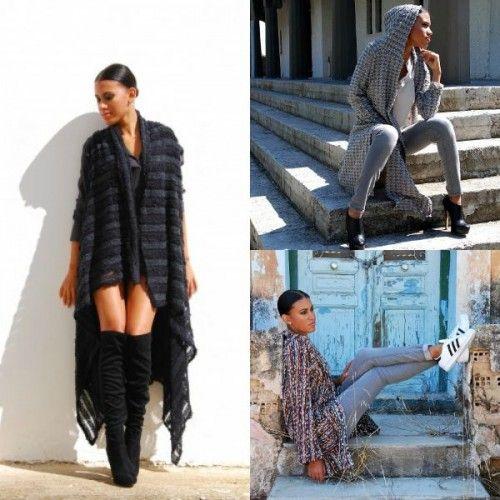 #alwaysinspired by Vassia Kostara: 12 λόγοι που θα λατρέψετε αυτή τη χειμερινή συλλογή