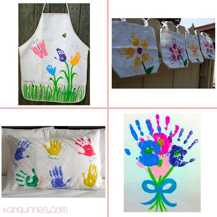 Ideas de manualidades para regalar en el d a de la madre - Manualidades en tela para regalar ...