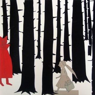 Chiara Carrer Little Red Riding Hood LRRH