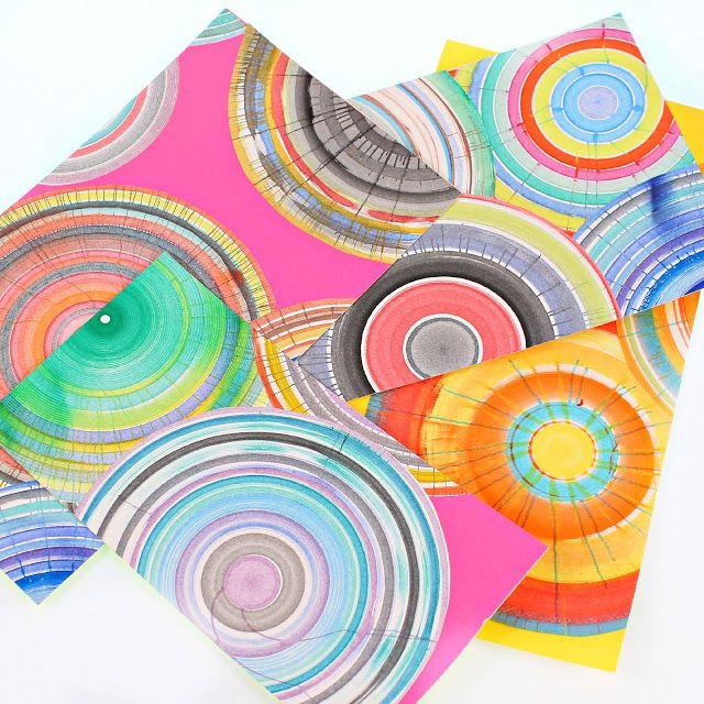 Mark Montano: Ultimate Spin Art Machine DIY