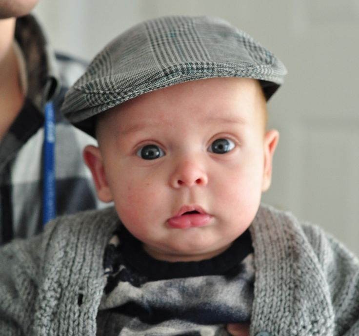 ... annilygreen baby sized newsboy caps do exist ... 303ee560889