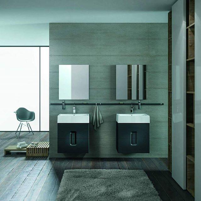 Meble łazienkowe KOŁO TWINS pozwolą Ci funkcjonalnie i estetycznie zagospodarować każdą przestrzeń!  #KOŁO #łazienka #inspiracja #inspiration #wystrój #łazienki #wystrójwnętrz #wystrój #meble #furniture #interiors #interior #bathroom #interiordesign