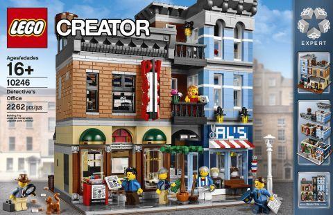 Lego 10246 Detective Agency