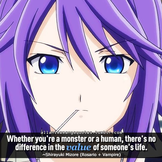 The source of Anime & Manga quotes - requested by kotonoha-the-yandere FB | TWITTER |...