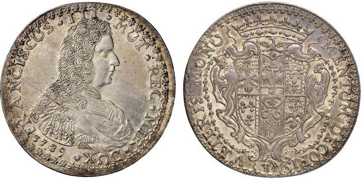 NumisBids: Nomisma Spa Auction 50, Lot 149 : MODENA Francesco III (1737-1780) Scudo 1739 – MIR 842 AG (g 28,85)...