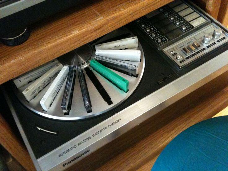Cassette Deck Changer - www.remix-numerisation.fr - Rendez vos souvenirs durables ! - Sauvegarde - Transfert - Copie - Restauration de bande magnétique Audio - MiniDisc - Cassette Audio et Cassette VHS - VHSC - SVHSC - Video8 - Hi8 - Digital8 - MiniDv - Laserdisc