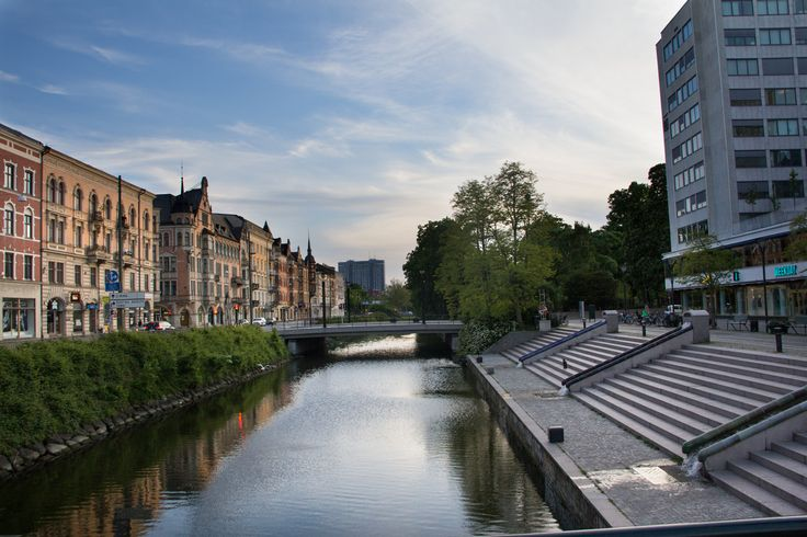 Scandinavian touch: Malmo by ariadnisthread on 500px
