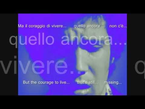 27 best images about lucio battisti on pinterest its you the words and tes - Testo i giardini di marzo ...