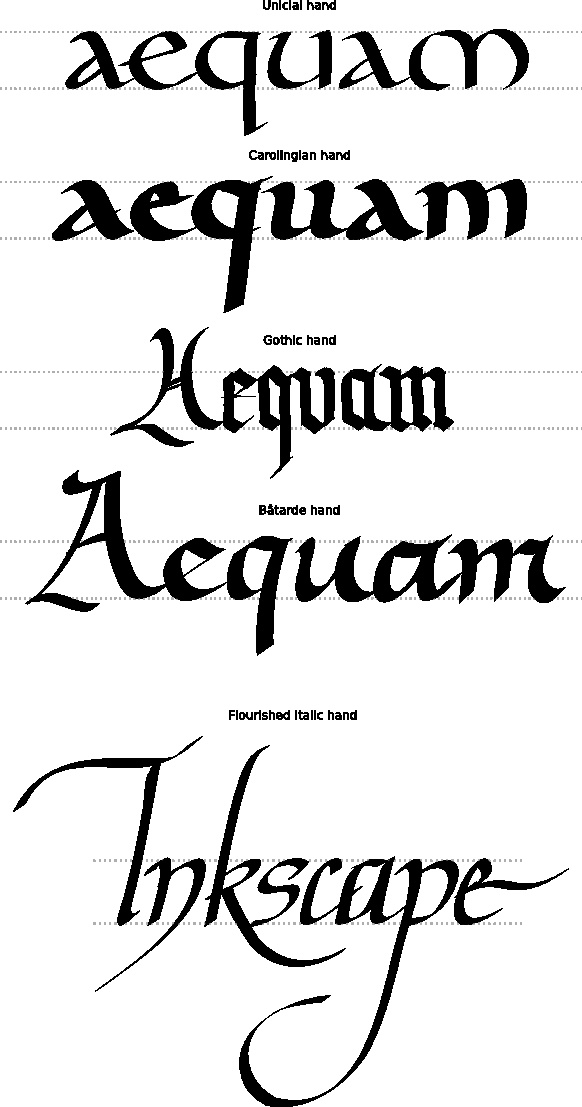 17 Best Images About Calligraphy On Pinterest Fonts