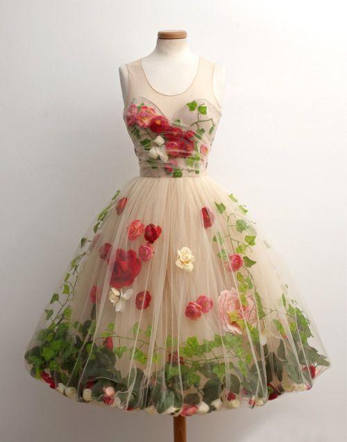 Vestido por www.chotronette.com