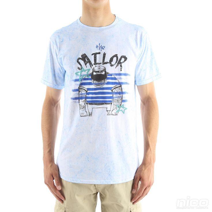 NICO – Acquista T-shirt Marinaio Age Uomo a € 22,95 | Nico.it - #nicoit #nicoabbigliamentoecalzature #newarrivals #newcollection #outfitoftheday #ootd #bestoftheday #lookoftheday #lotd #cute #love #fashionista #me #moda #style