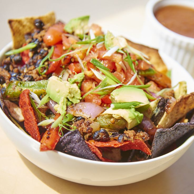 Ohio  Breakfast Nachos at Bonbon Café  Cleveland  In a truly baller move, this eatery puts chorizo and scrambled eggs on tortilla chips, along with avocado, melted cheese, black beans and sautéed peppers