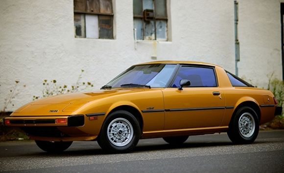 1980 Mazda Rx-7 GS For Sale Front