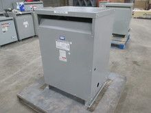 GE 112.5 kVA 480 to 208Y/120 9T23Q9575G03 3PH Dry Type Transformer 480V 112.5kVA (DW0594-1). See more pictures details at http://ift.tt/2GDCZNK